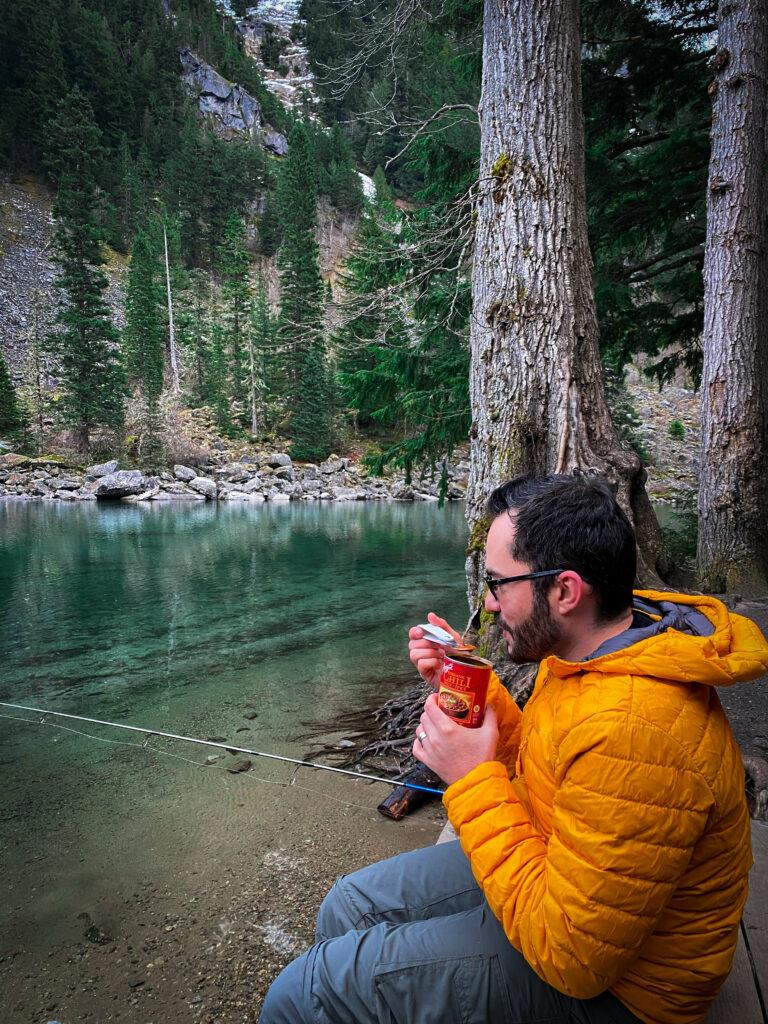 Linderman Lake - 2019